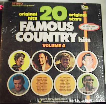 20 Famous Country Hits