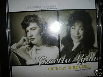 Country in my Genes cd single 2000