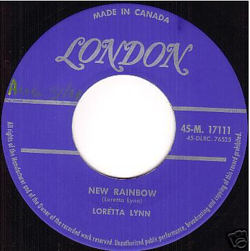 New Rainbow Rare 45