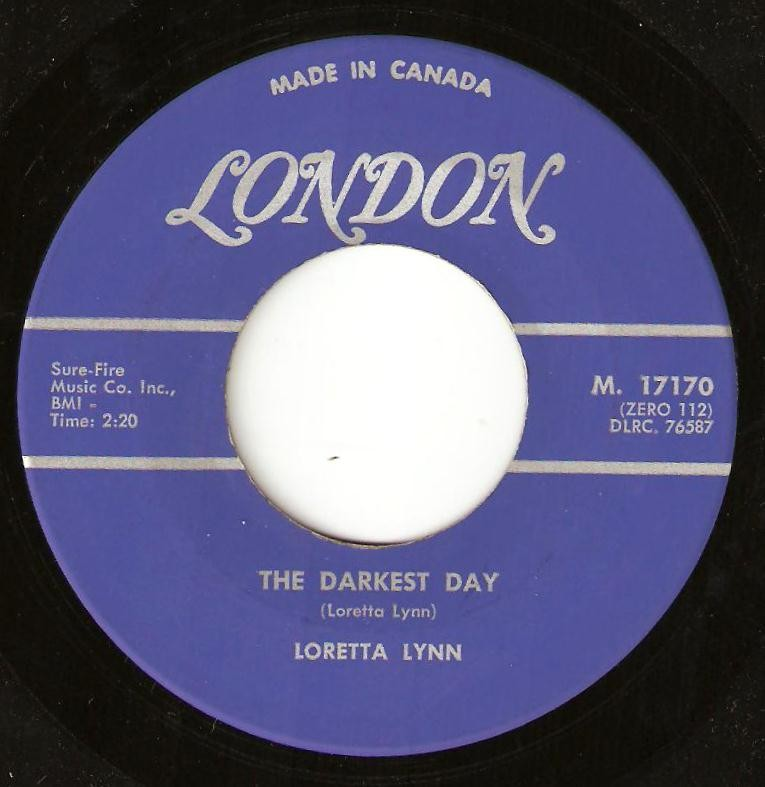 Darkest Day Rare 45